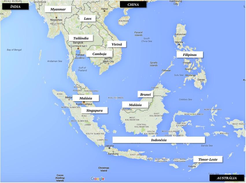 viagem sudeste asiático dicas