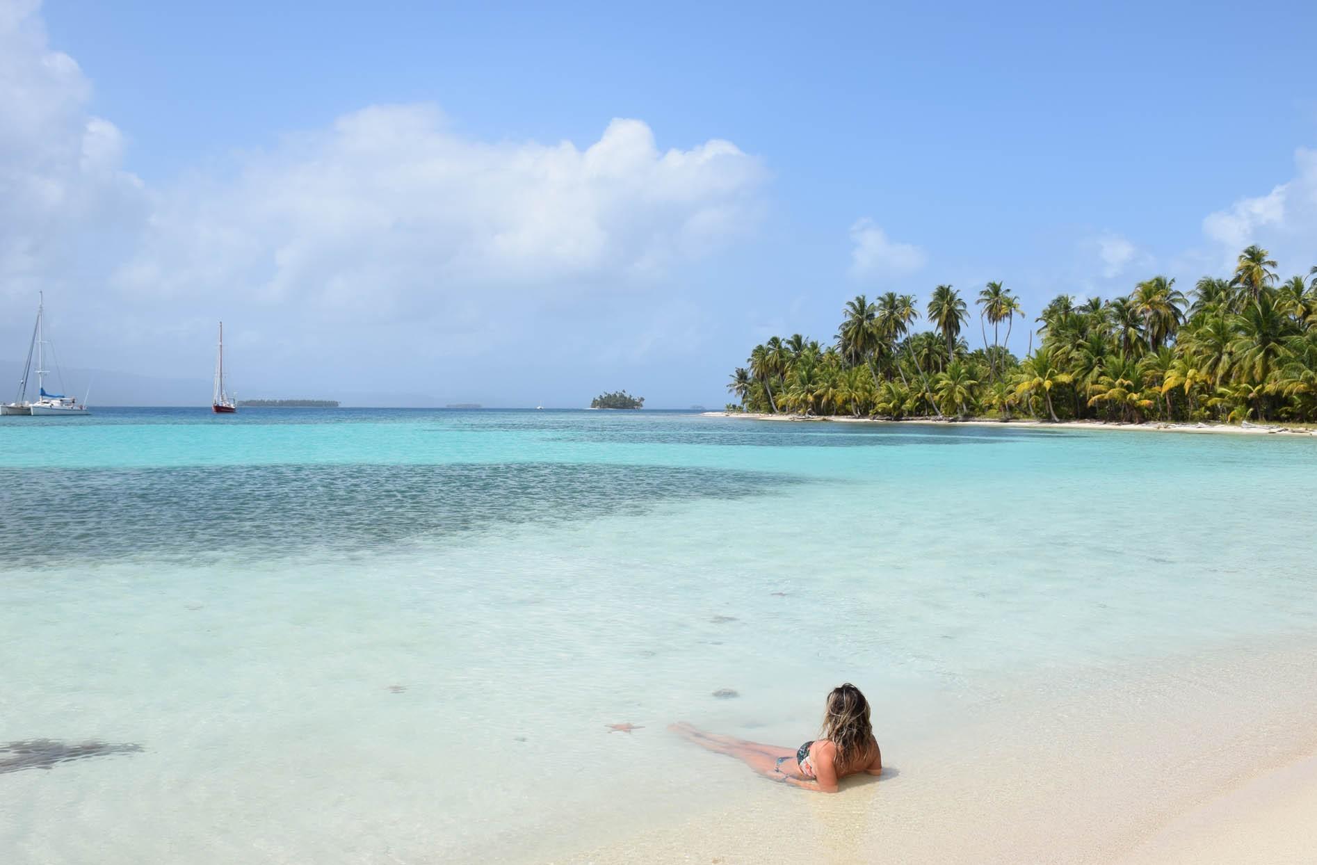 Salardup - Isla Estrellas - San Blas - Panamá