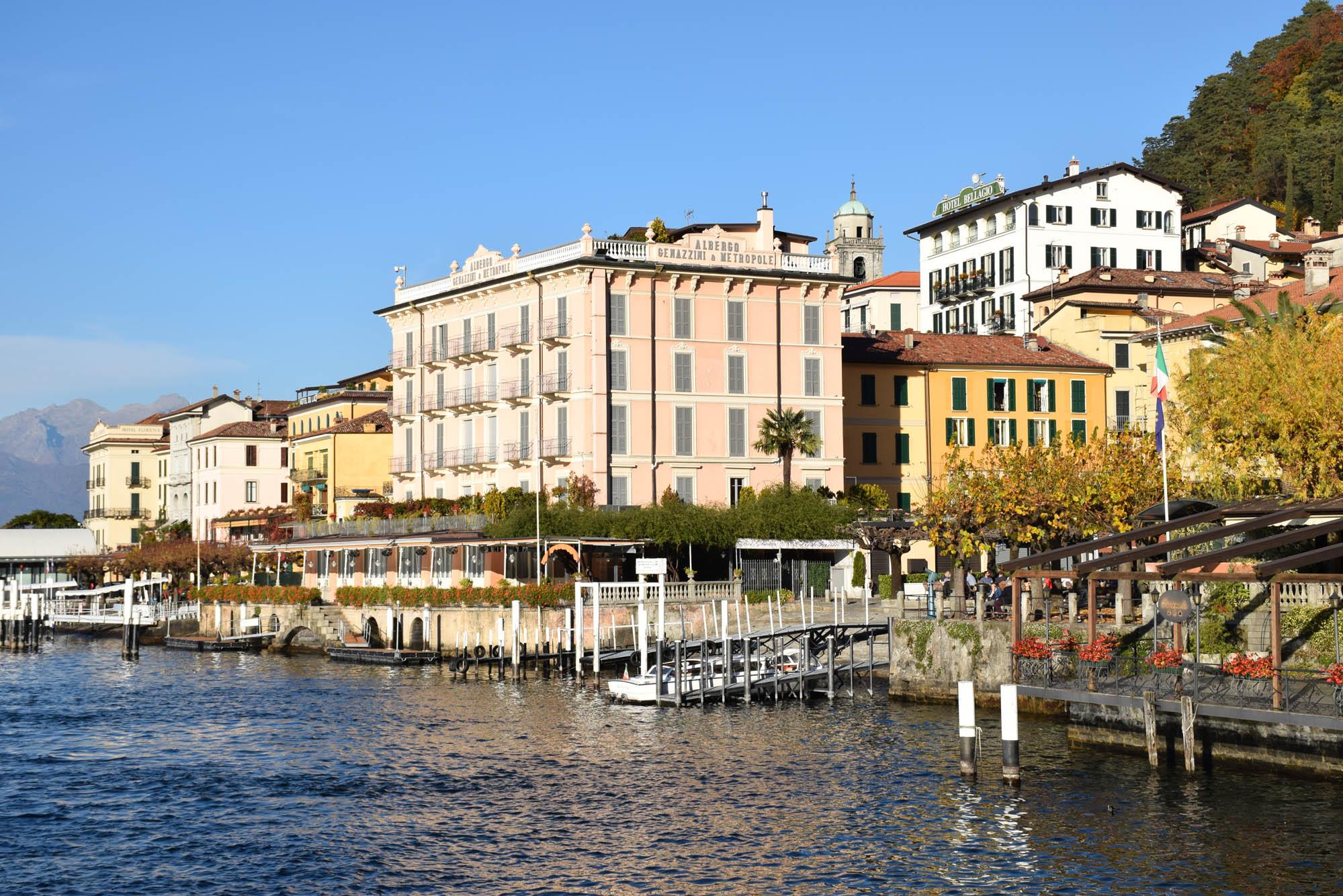 Bellagio - Lago di Como - Itália
