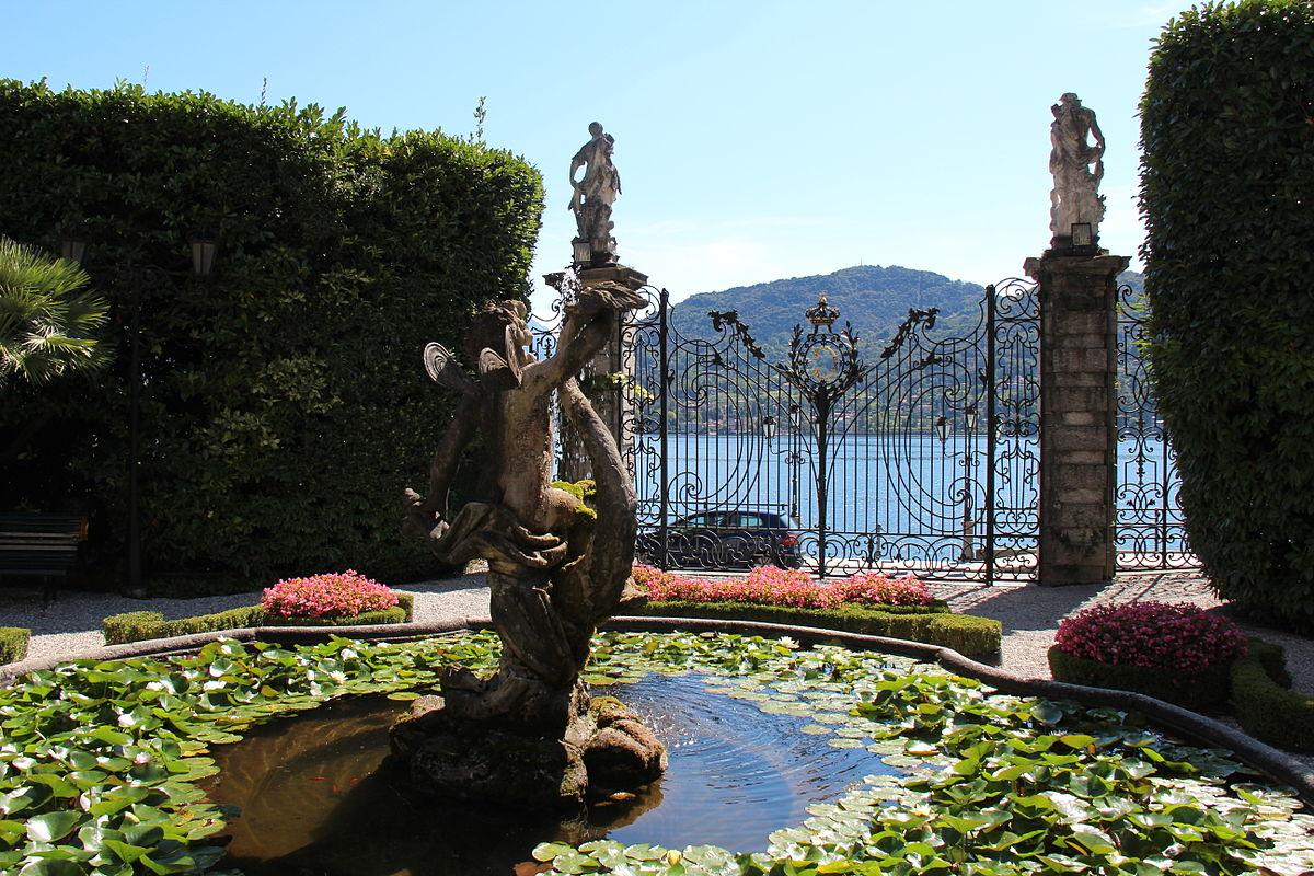 Villa Carolotta | Photo by Business Slayer - Own work, CC BY-SA 3.0