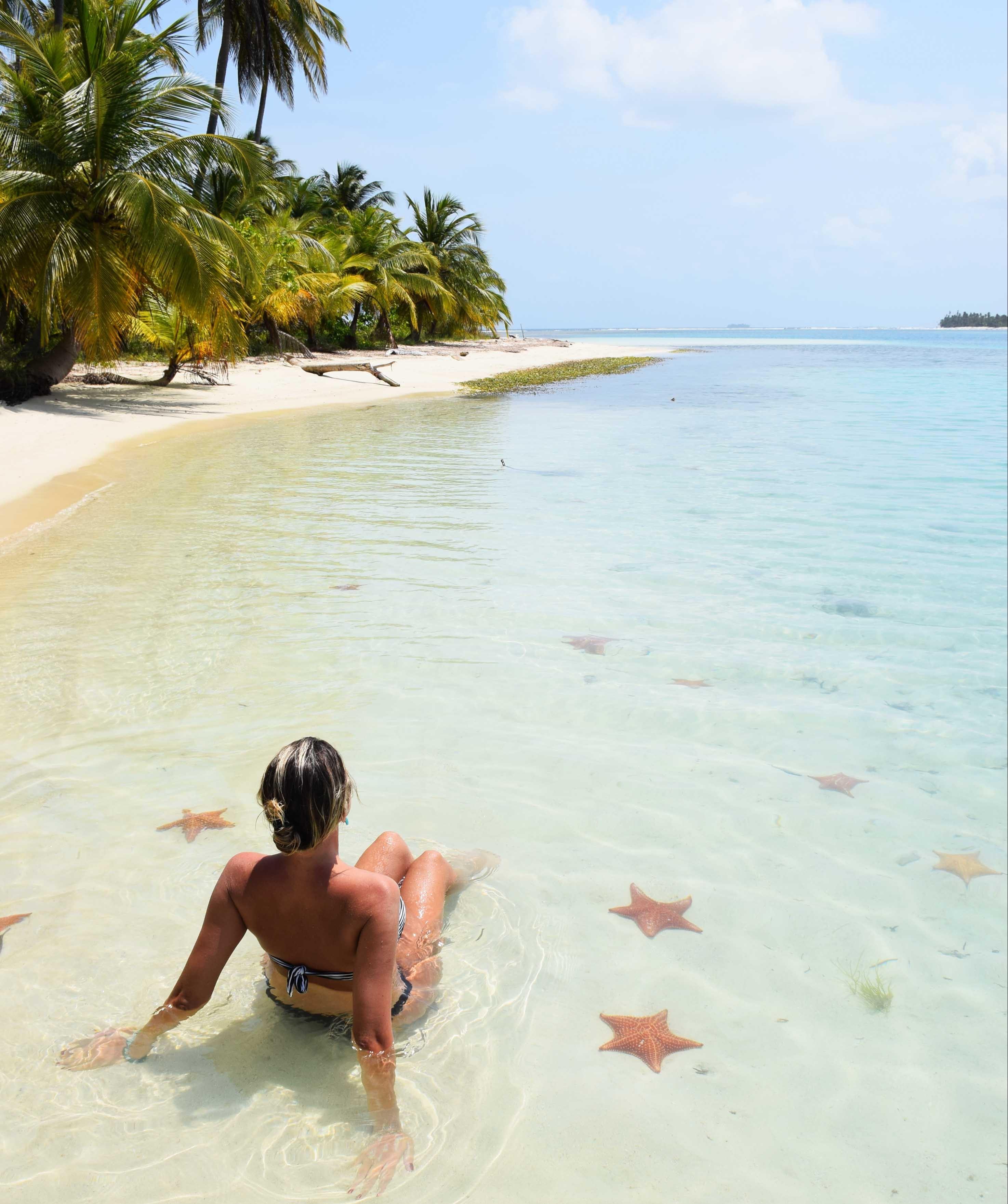 Muuuuitas estrelas do mar!!!