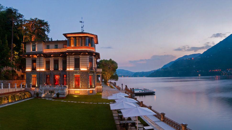 CastaDiva Resort & Spa, em Blevio - Lago di Como - Itália | foto: divulgação