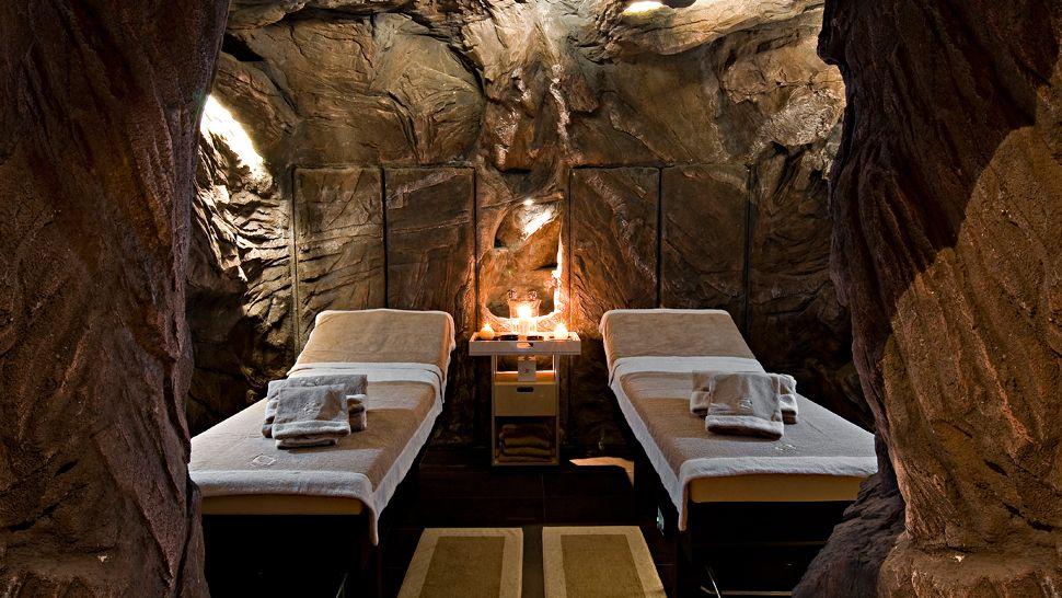 SPA do hotel CastaDiva, em Blevio - Lago di Como - Itália | foto: divulgação