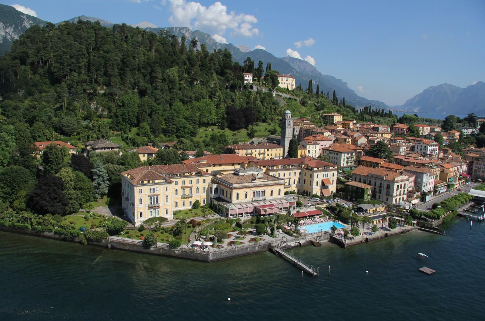 Grand Hotel Villa Serbelloni, em Bellagio - Lago di Como - Itália | foto: divulgação
