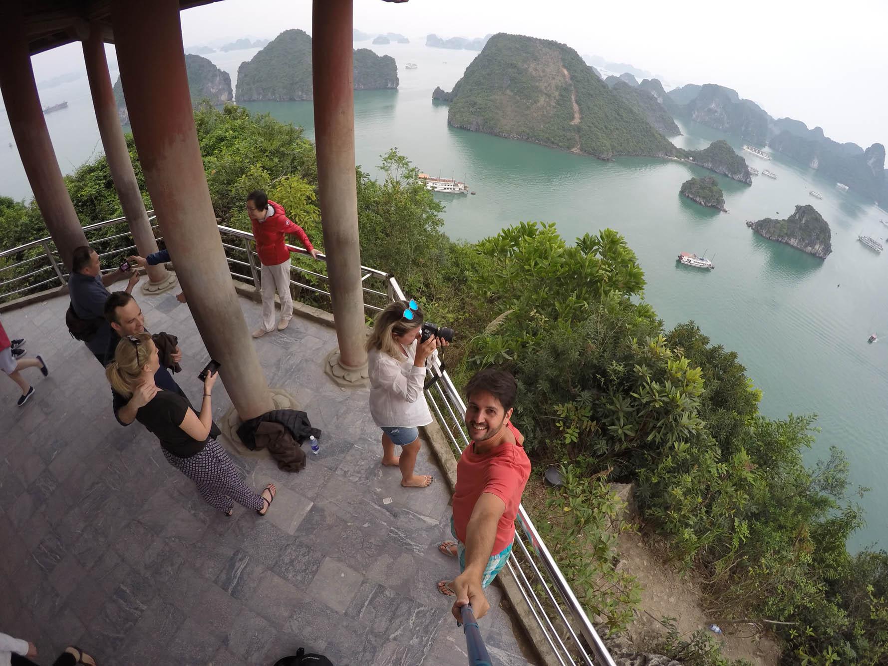 Fotos e mais fotos desse lugar lindo!!! | Halong Bay, Vietnã
