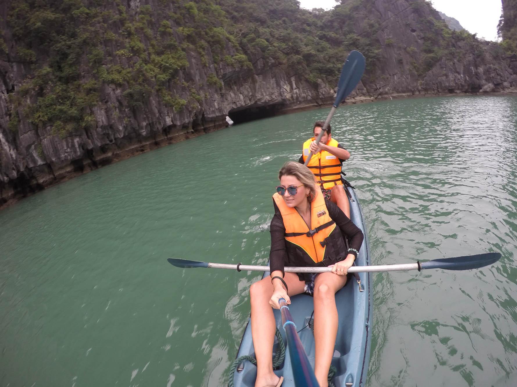 Luon Cave - Halong Bay - Vietnã