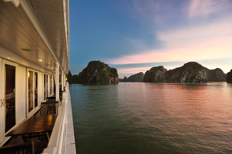 O que seria esse lugar com sol e céu azul!!! :O | foto: divulgação Paradise Cruises