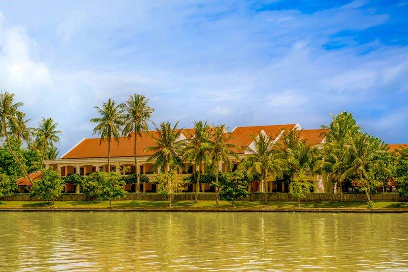 Anantara Hoi An Resort visto do rio | foto: divulgação