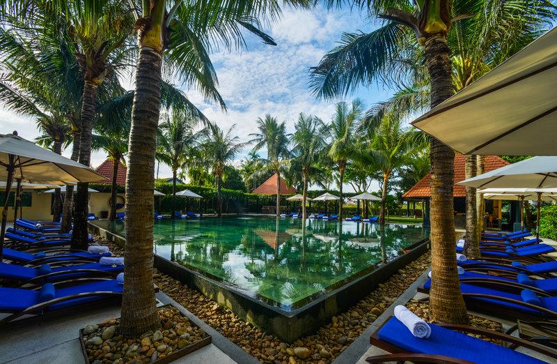 Piscina do Anantara Hoi An Resort | foto: divulgação