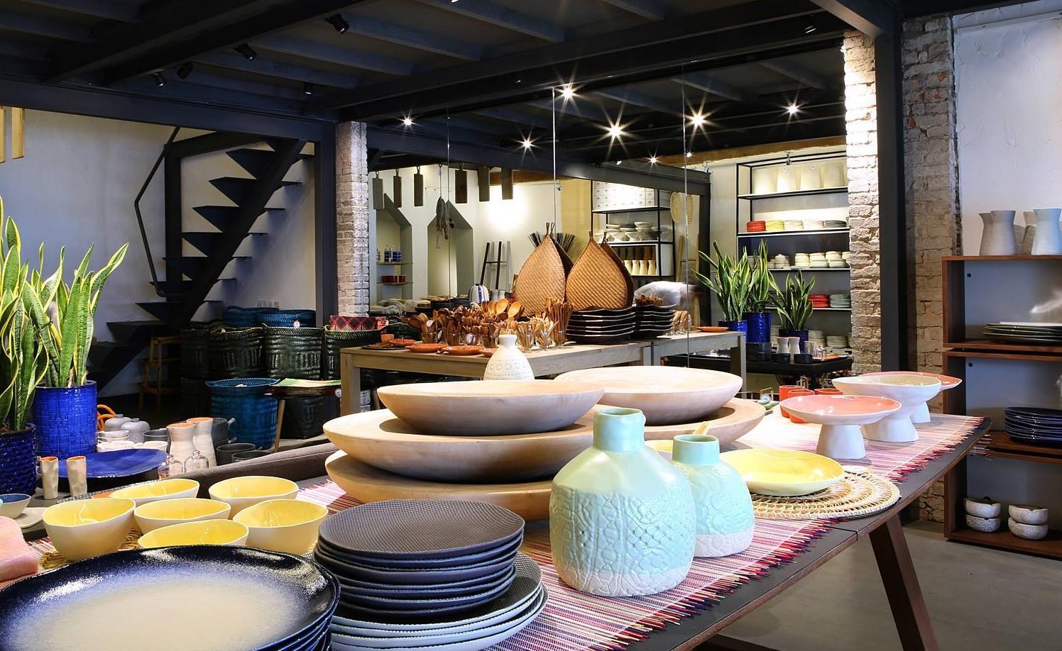 Sadec District - loja linda para a casa em Saigon! | foto: divulgação