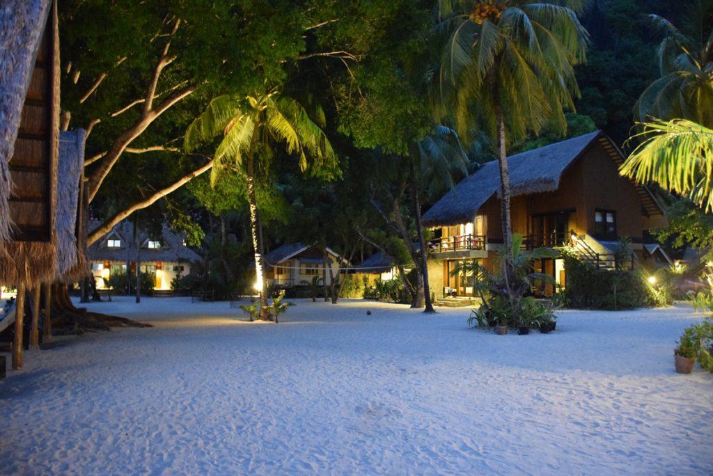 Área comum do hotel | Miniloc Island - El Nido Resorts