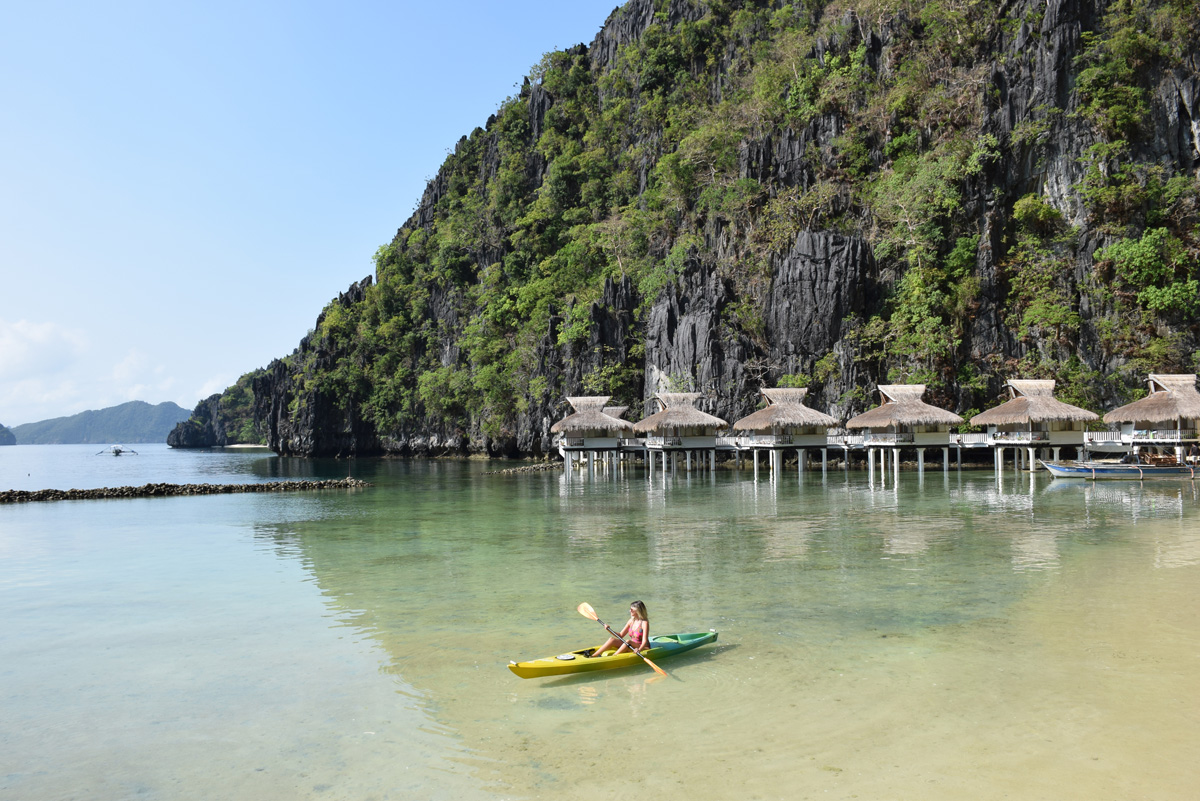 El Nido - Filipinas - Miniloc - hotel resort