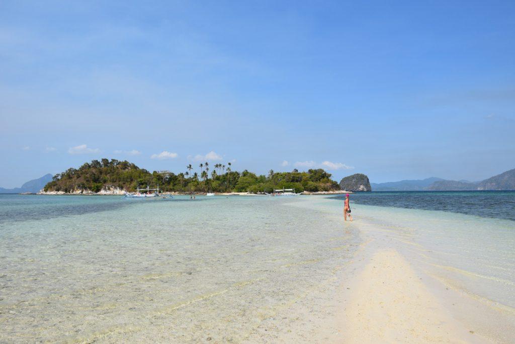 Snake Island - El Nido - Filipinas