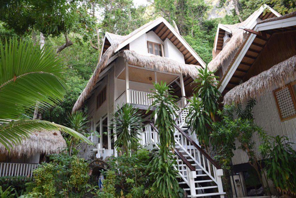 Cliff Cottage - um dos nossos quartos no Miniloc - El Nido Resorts