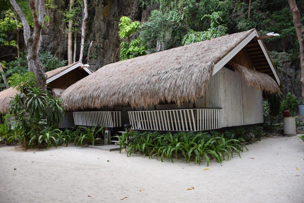 Garden Cottage (nosso segundo quarto no Miniloc Island - El Nido Resorts)