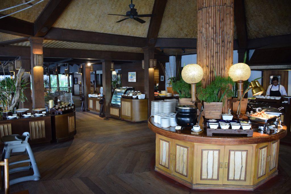 Restaurante | Miniloc Island - El Nido Resorts