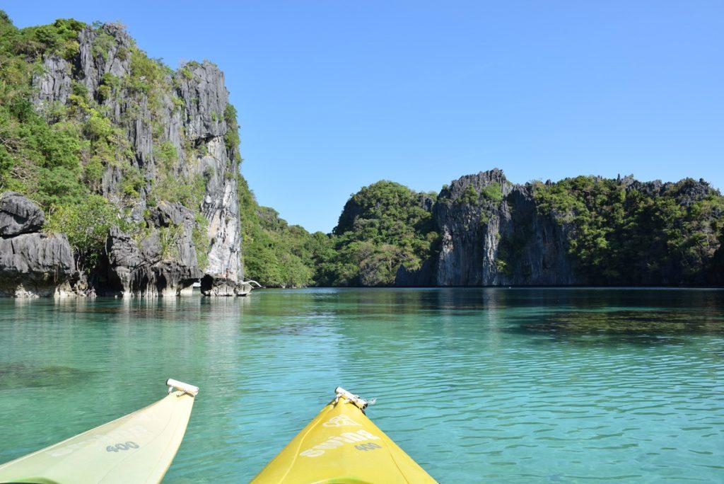 big lagoon el nido palawan philippines filipinas