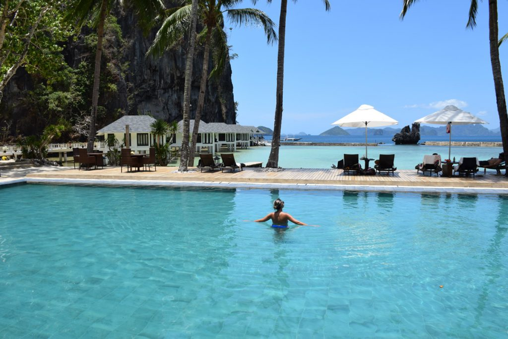 Piscina do Lagen Island - El Nido Resorts