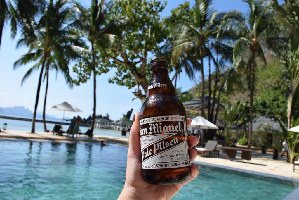 Cerveja filipina San Miguel