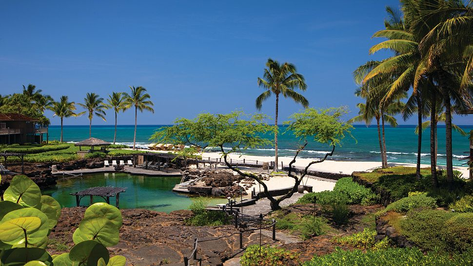 Four Seasons Resort Hualalai at Historic Ka'upulehu-big island