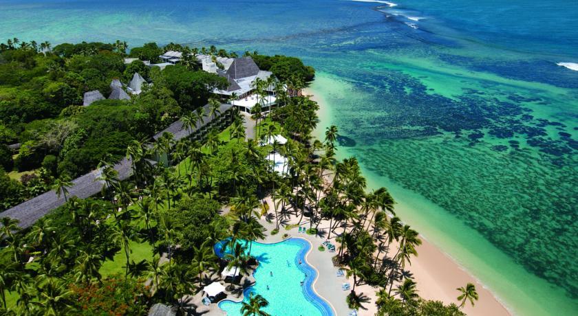 Shangri-La's Fijian Resort & Spa, em Fiji | foto: divulgação