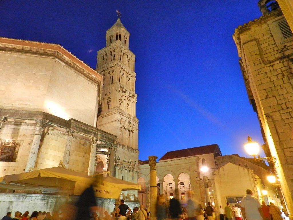 Palácio de Diocleciano, em Split - Croácia