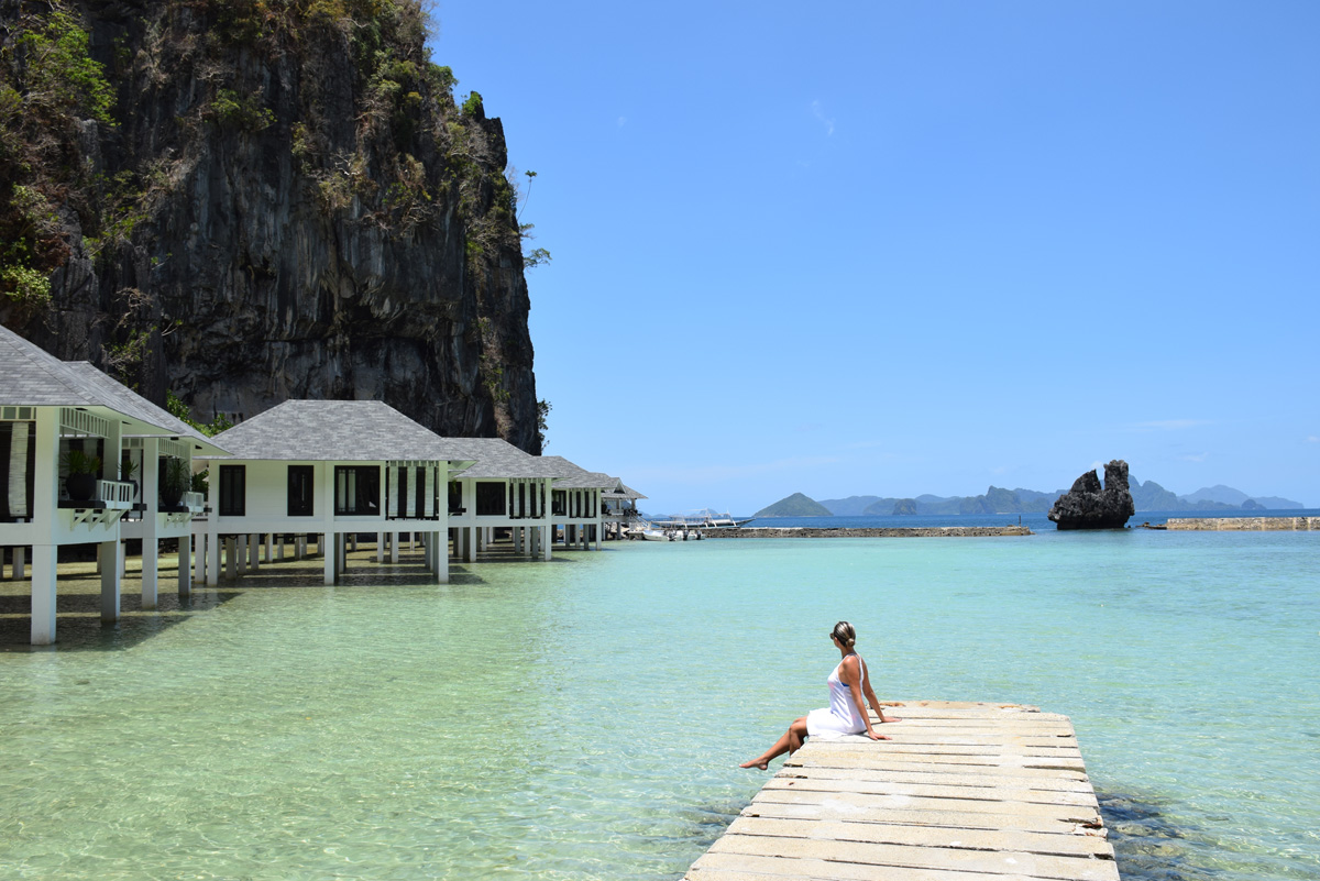 Lagen Island - El Nido Resorts - Filipinas