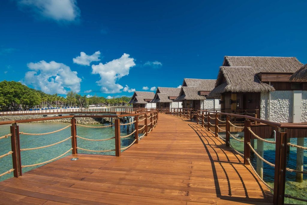 Palau Pacific Resort, em Koror