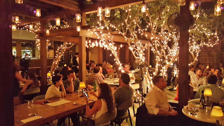 Restaurante italiano Cecconi's em Miami Beach - Soho Beach House Hotel