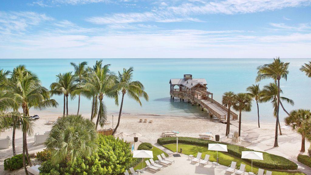 The Reach Resort em Key West | foto: divulgação