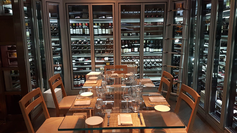 Restaurante DB Bistro Moderne, do Chef Daniel Boulud, no JW Marriott Marquis - Downtown, Miami