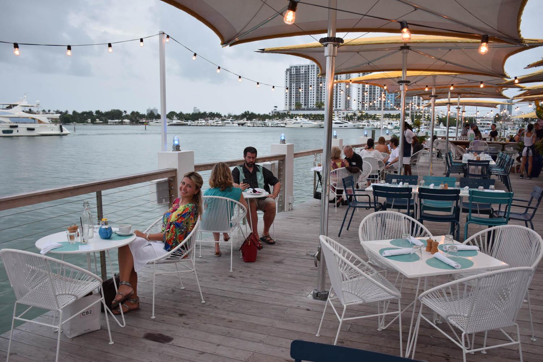 Lido Bayside Grill - The Standard Hotel & Spa - Miami Beach