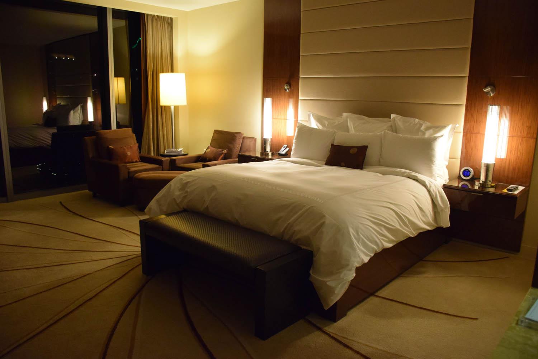Nosso quarto | JW Marriott Marquis Downtown Miami