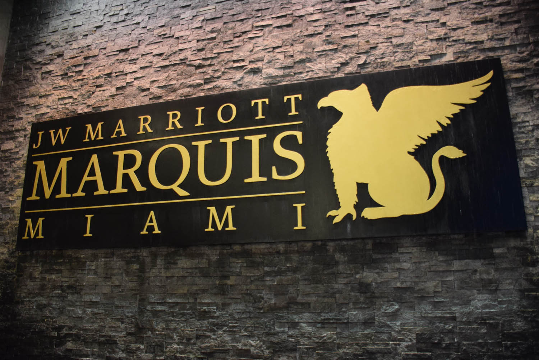 JW MARRIOTT MARQUIS DOWNTOWN BRICKELL MIAMI