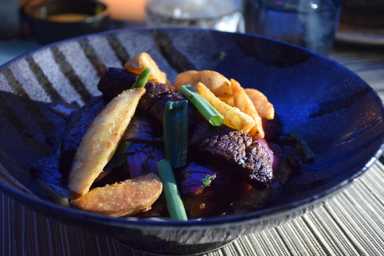 Meu prato delicioooooso! | Restaurante La Mar - Hotel Mandarin Oriental - Brickell - Miami