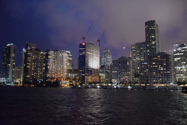 Vista de Miami | Restaurante La Mar - Hotel Mandarin Oriental - Brickell - Miami