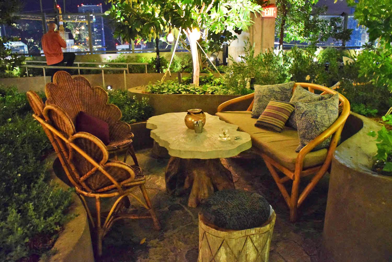 Ambiente super aconchegante! | Sugar, no hotel EAST Miami