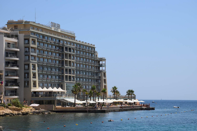 Cavalieri Art Hotel - Spinola Bay - St. Julian's - Malta