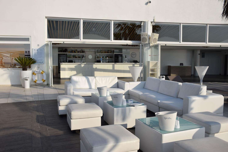 Ambiente super agradável - Café del Mar Malta