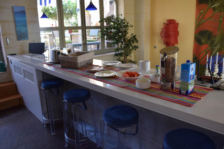 Café da manhã | Hotel Palazzo Prince d'Orange - Valletta - Malta