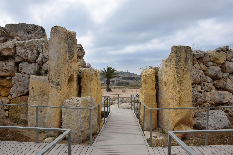 Ggantija Temples - Gozo - Malta