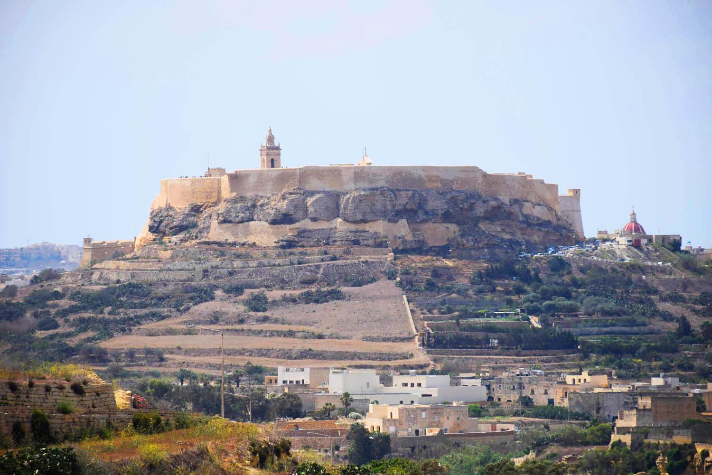 Cittadella, em Gozo - Malta