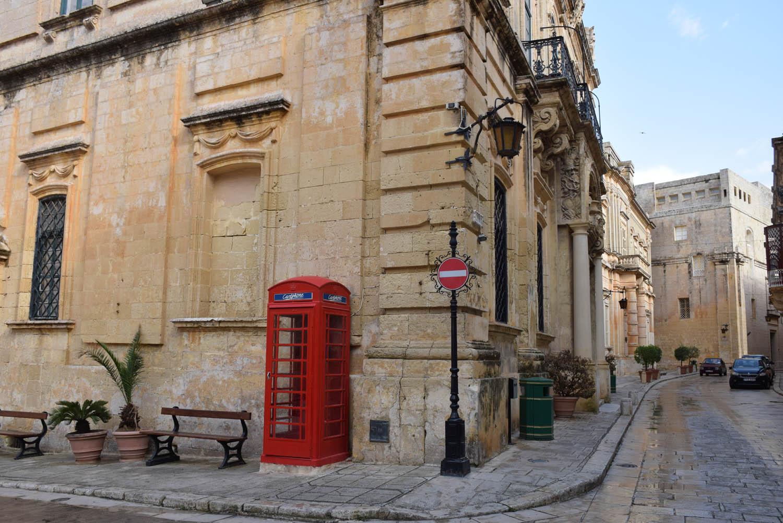 Mistura de estilos - Mdina - Malta
