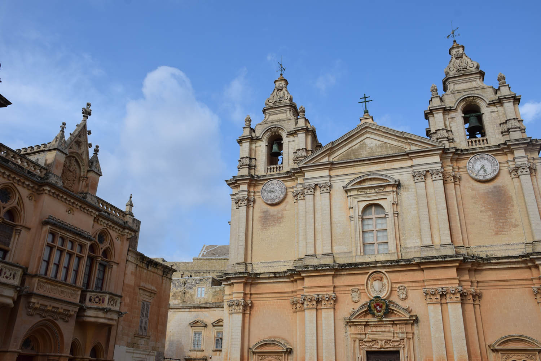 Catedral de Malta - Mdina