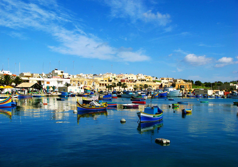 Marsaxlokk, Malta | foto: © viewingmalta.com