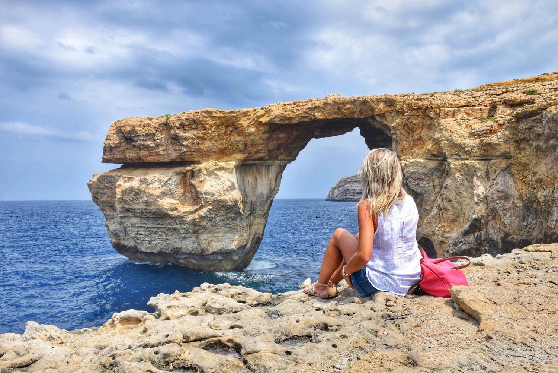 Azure Window - Gozo - Malta