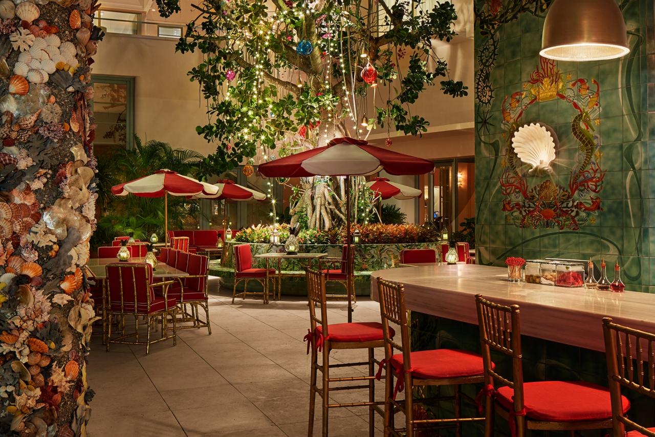 Restaurante Los Fuegos, by Francis Mallman, no Faena Hotel de Miami Beach | foto: divulgação