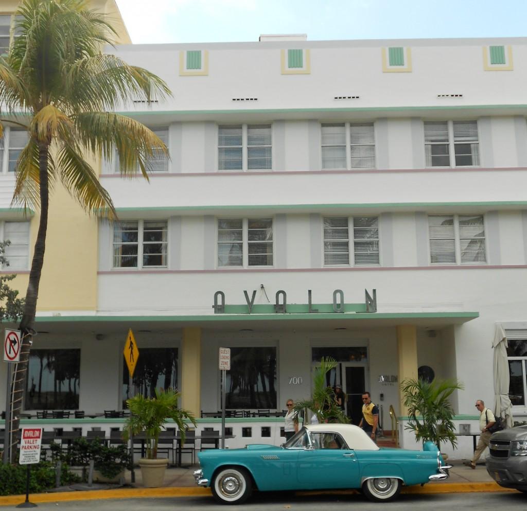 Art Deco District, na Ocean Drive - South Beach - Miami Beach