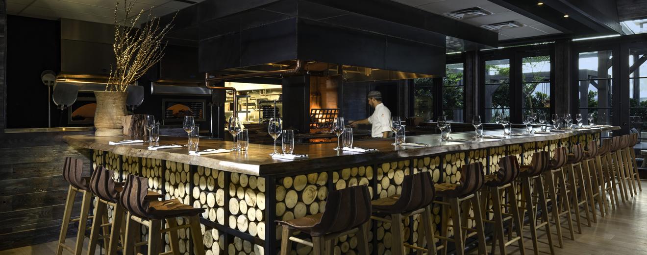 Restaurante Quinto La Huella - hotel EAST Miami | foto: divulgação