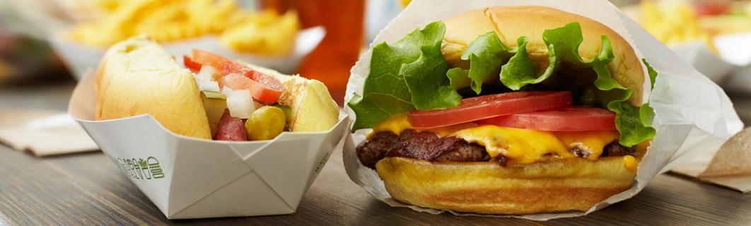 Hamburger e fritas do Shake Shack! Hum... | foto: divulgação